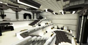Minecraft SpaceBase