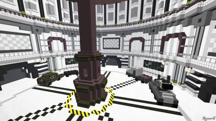 Minecraft Engineering Dept. by skysworld