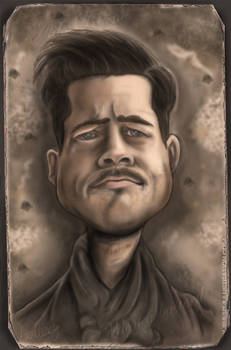 Brad Pitt - Inglorious