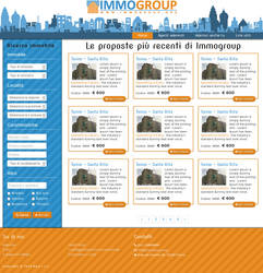 Site preview - estate agency 2