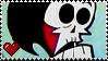 GAOBAM: Grim Stamp by MammaCarnage
