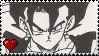 DBZ: Manga Vegetto Stamp by MammaCarnage
