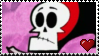 GAOBAM: Kid Grim Stamp by MammaCarnage