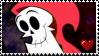 GaoBaM: High School Grim Stamp by MammaCarnage