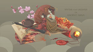 Myths and Legends of Ancient Japan