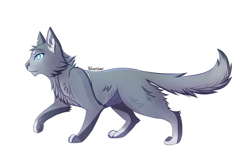bluestar by raumkatzen on deviantart