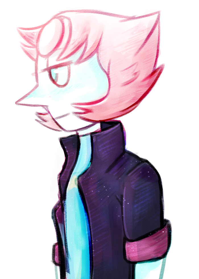 things i love: su PEARL i did this in like 1 hour here its kinda sucky but i like messing with colors she has a nice color scheme