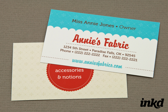 Fabric shop business card by inkddesign on deviantart fabric shop business card by inkddesign colourmoves