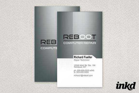 Computer Repair Business Card by inkddesign on DeviantArt