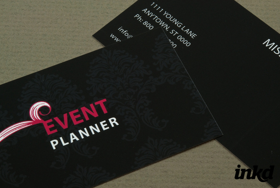 Event planner business card by inkddesign on deviantart event planner business card by inkddesign colourmoves