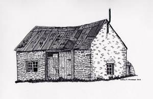 Old Workshop by chrisjrichards