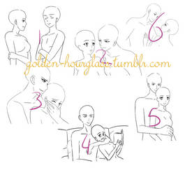 YCH : Couples Set 3