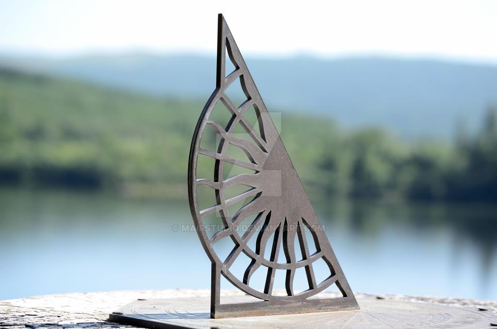Sundial by MairStudio
