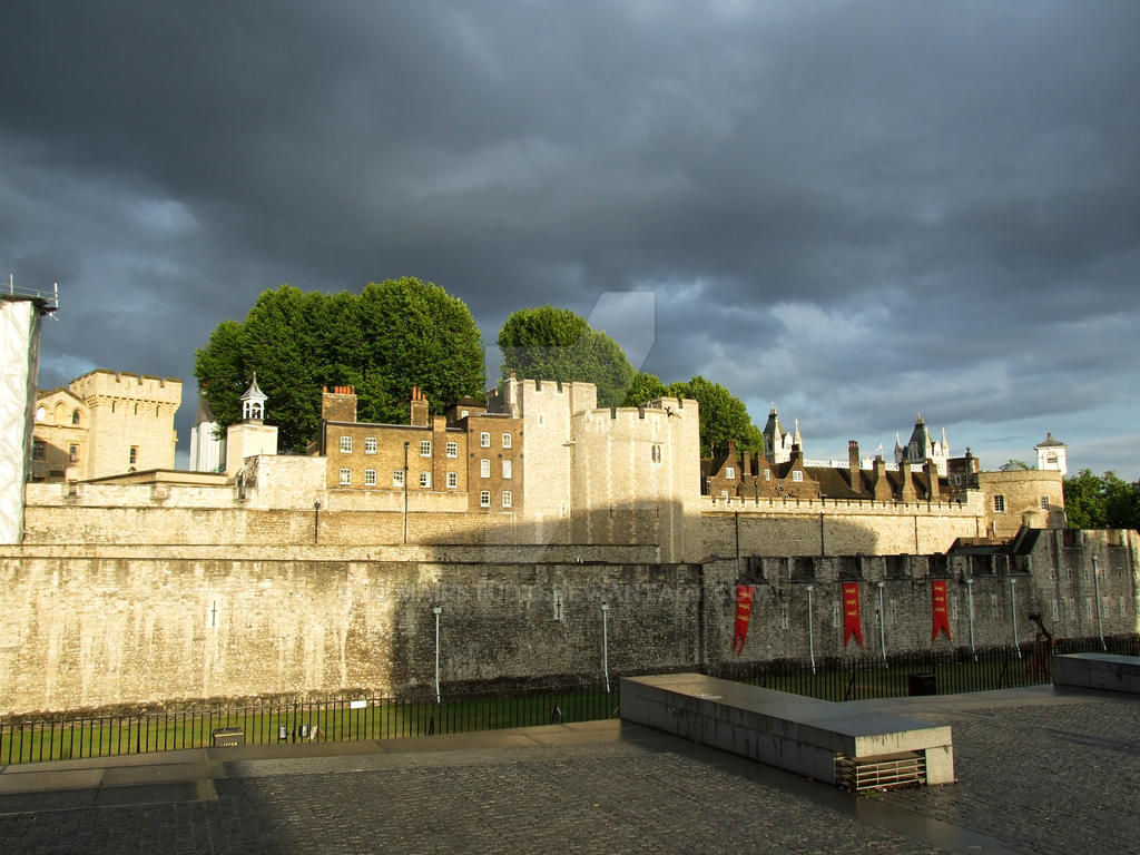 Tower of London by MairStudio