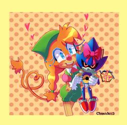 Mini Metal Sonic