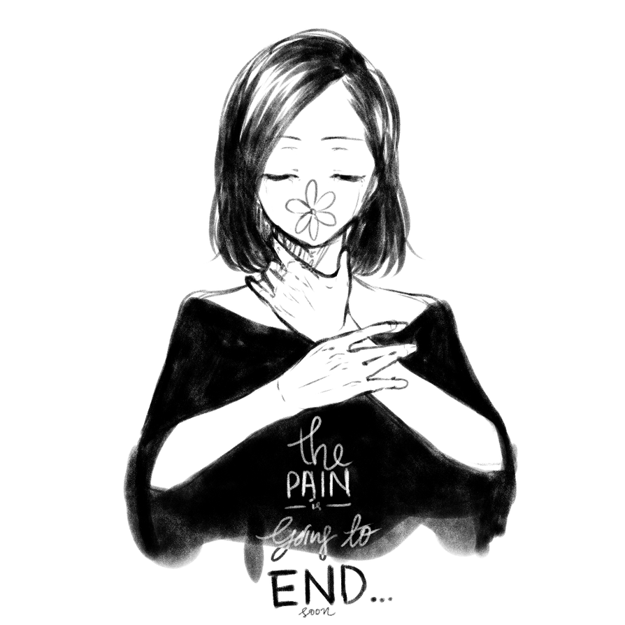 The Pain Is Going To End Soon by xXYukiko111Xx