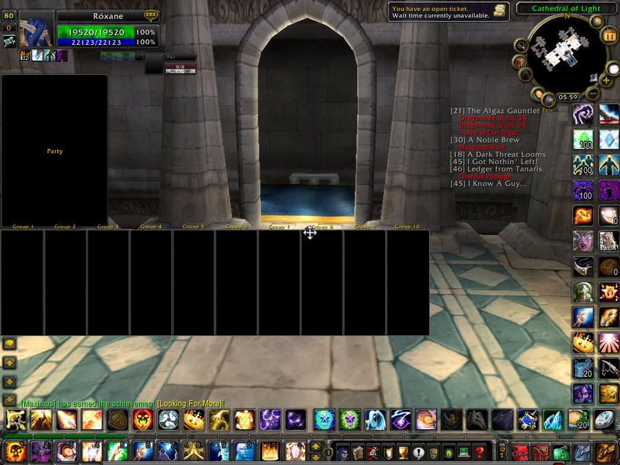 How to change raid frames in elvui