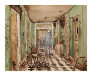 Aged Hospice Abandoned