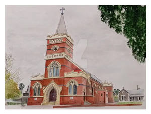 Queen of Angels, Thebarton, South Australia
