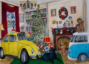 Taxi Bug's Christmas I