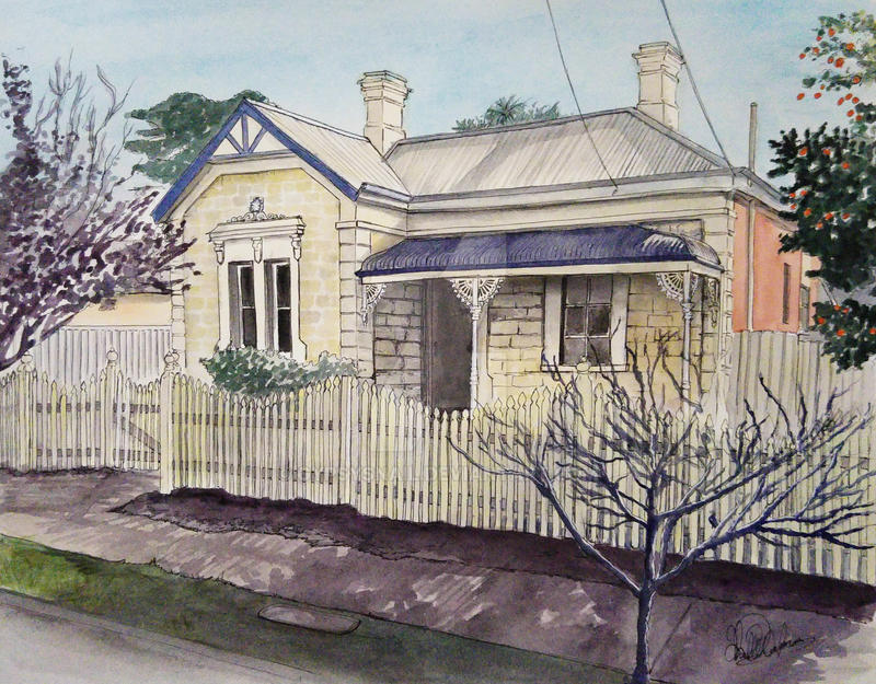 Woodville House South Australia by gypsysnail