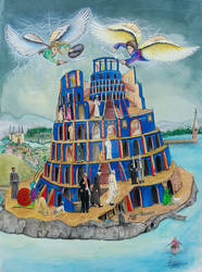 Walking the Tower of Babel
