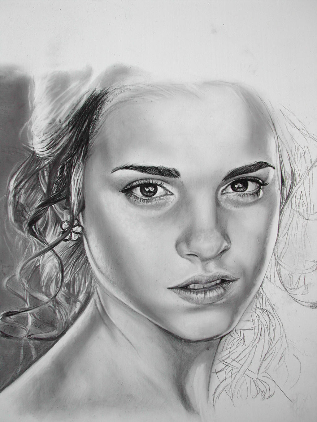 People Pencil Drawings