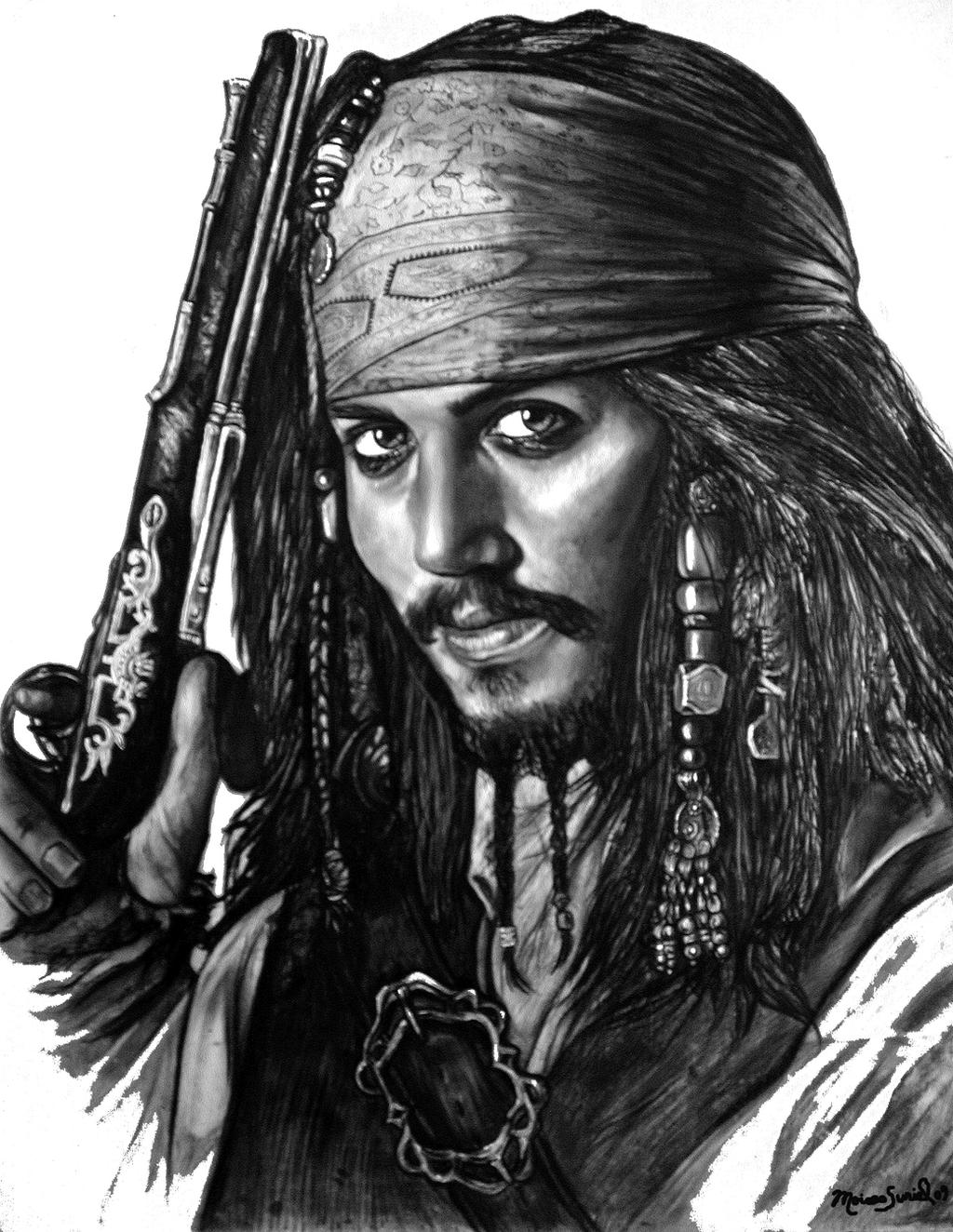 pirate drawing 2 by moisessurielart on deviantart