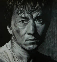 Jackie Chan by Babo-Ryan