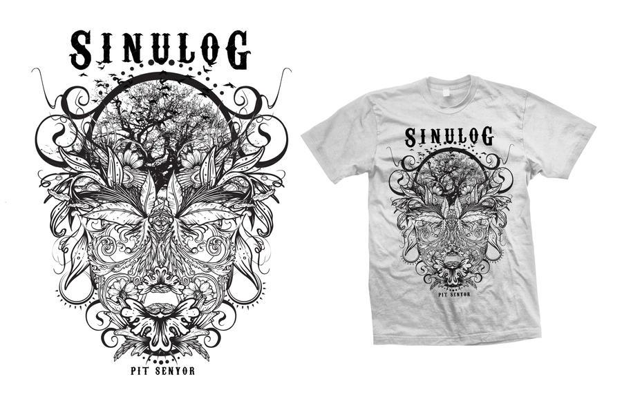 Sinulog shirt 2015 by lryvision