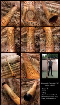 Homemade Didgeridoo III
