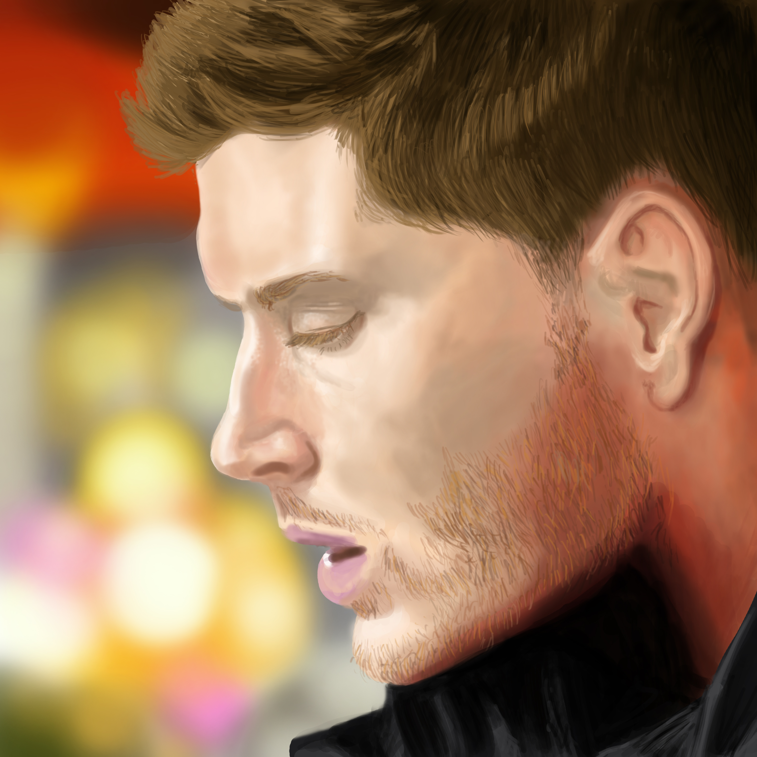Dean Winchester by puddlecat1