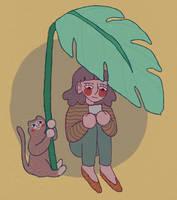 leaf by smolcicada
