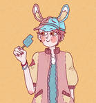 COMMISSION: ice lolly
