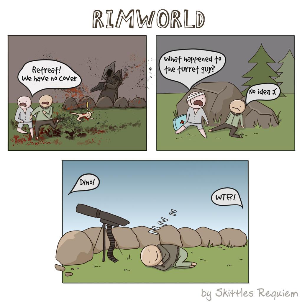Rimworld Reddit – Sabines Kitchen