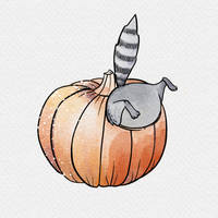 Pumpkin head? xD by RequiemSkittles