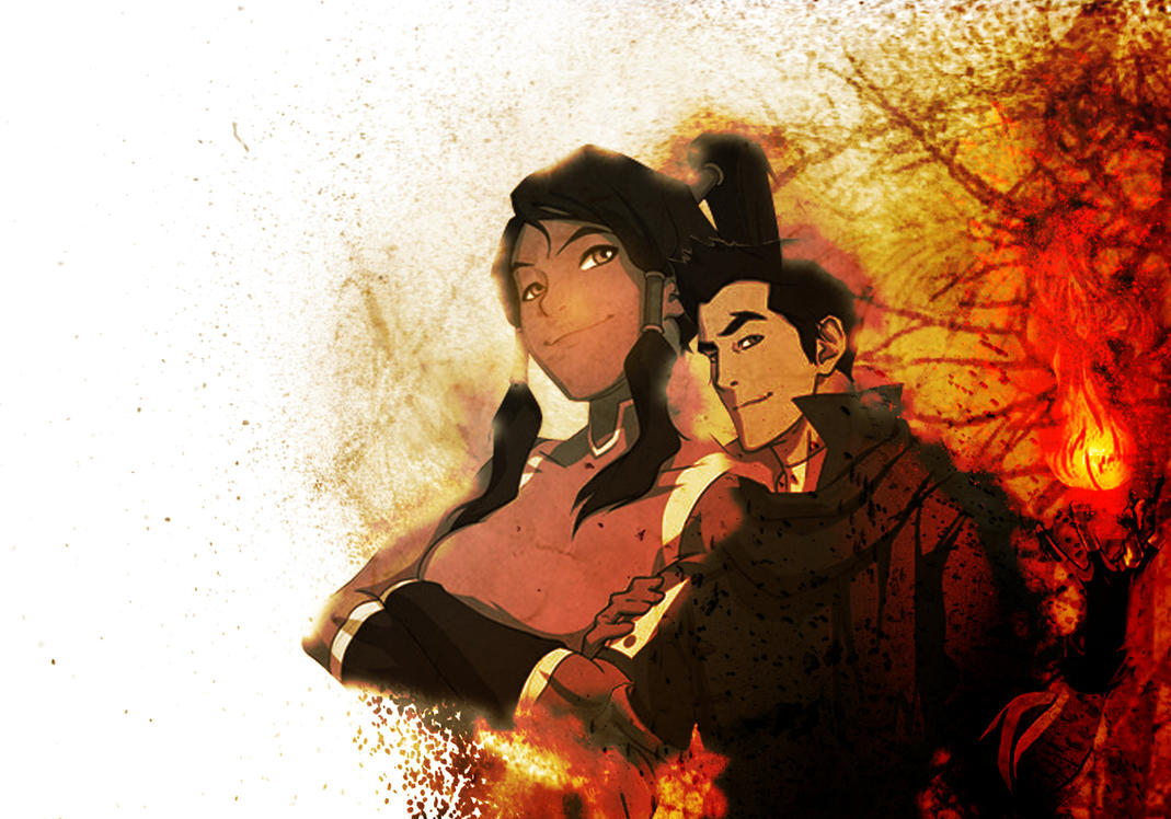 Makorra is Kickass by BlacklightTrance