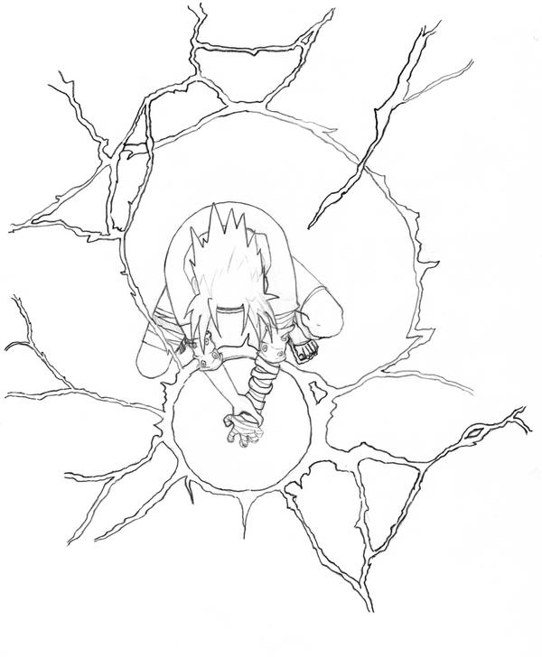 sasuke uchiha coloring pages - photo#44