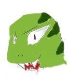 Pokesia : Hakushu Dinosaurus by ayazahra