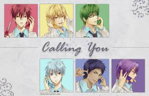 Calling you by chuiyi