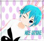 Mike Hatsune by DaikiAkemi