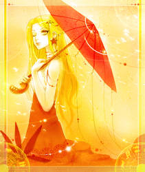 Virgo by liyana