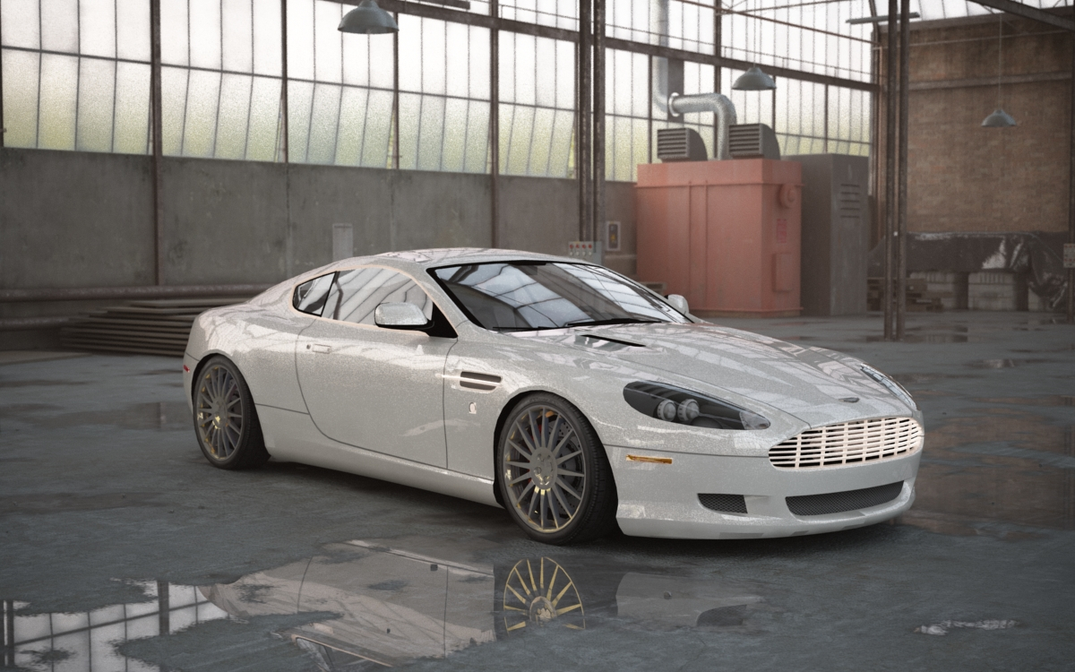 aston martin db9 by melkorius on deviantart. Black Bedroom Furniture Sets. Home Design Ideas