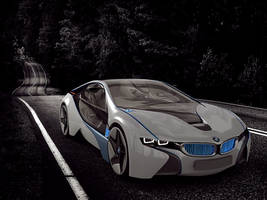 BMW Vision Effecient Dynamics by melkorius