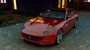 2012 Ferrari FF F 151