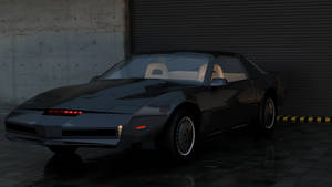 KITT     1982 Pontiac Trans-Am