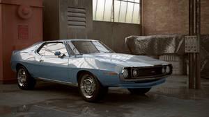 AMC Javelin 1971 by melkorius