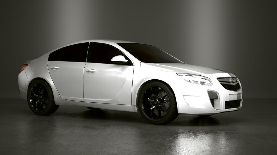 2010 opel insignia opc by melkorius on deviantart. Black Bedroom Furniture Sets. Home Design Ideas