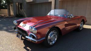 Chevrolet 1960 Corvette C1