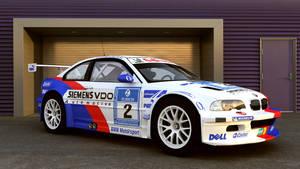 BMW Motorsport 2005 M3-GTR